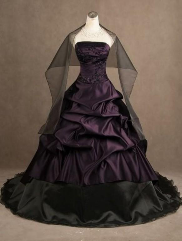 wedding photo - smuk lille brudekjole