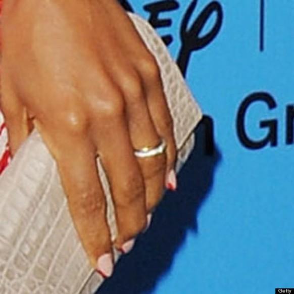 Kerry Washington Wedding: Kerry Washington Debuts Wedding Ring