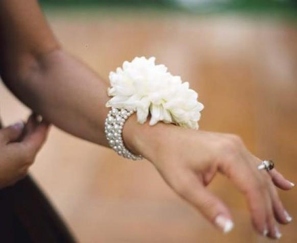 wedding photo - Corsages