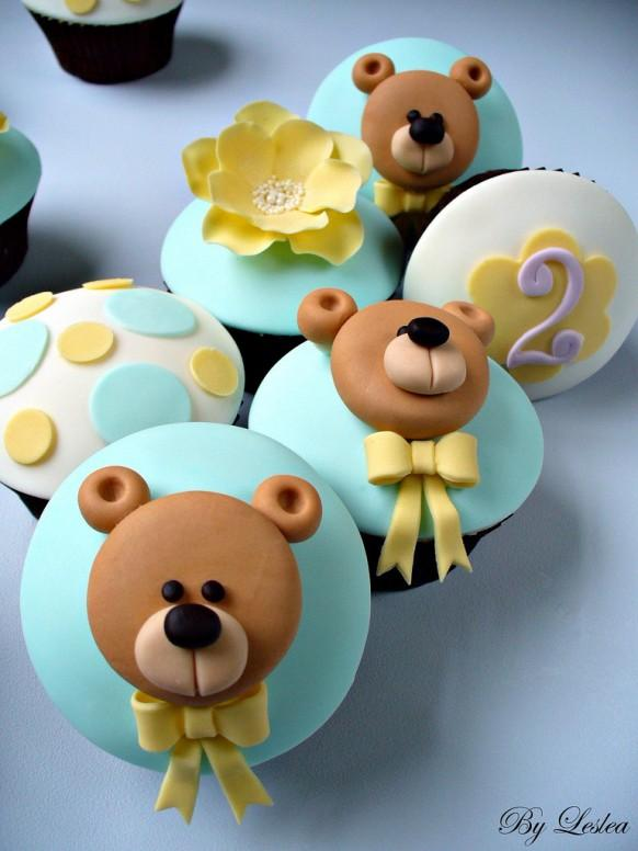Teddy bear baby shower decorations ideas