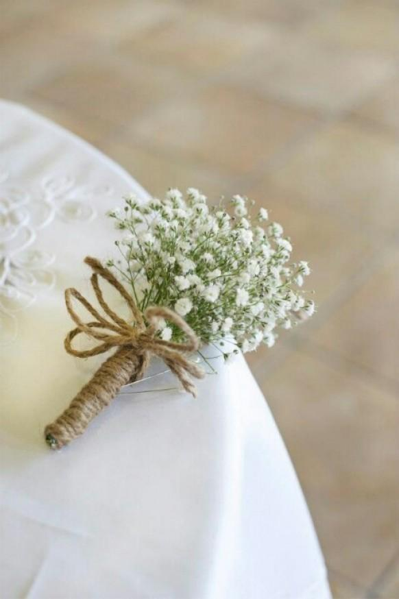 wedding photo - Boutonnieres