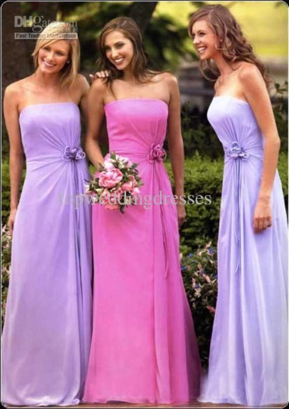 фасоны женских платьев