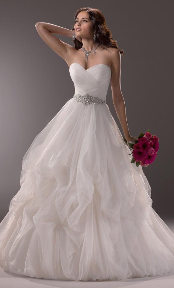 Maggie sottero wedding dresses 2014 weddbook junglespirit Gallery