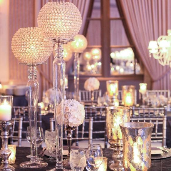 Wedding Reception Décor: Unique Centerpieces For Your Big Day - Weddbook