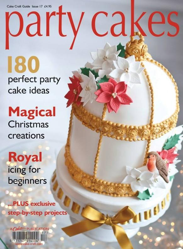 food favor party cakes magazine cover 1969355 weddbook. Black Bedroom Furniture Sets. Home Design Ideas