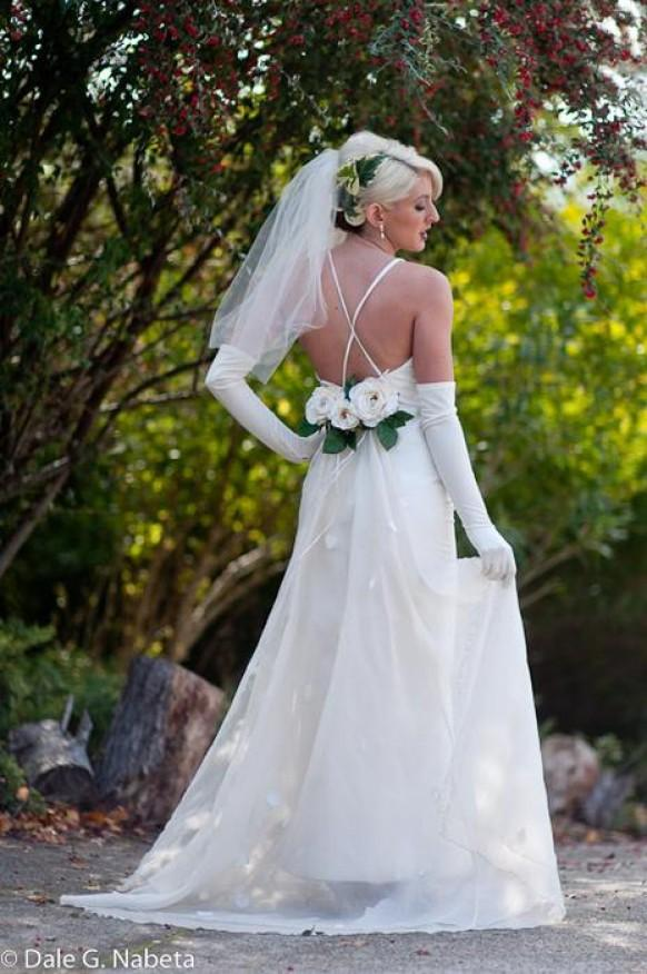 wedding photo - The Flora Dress