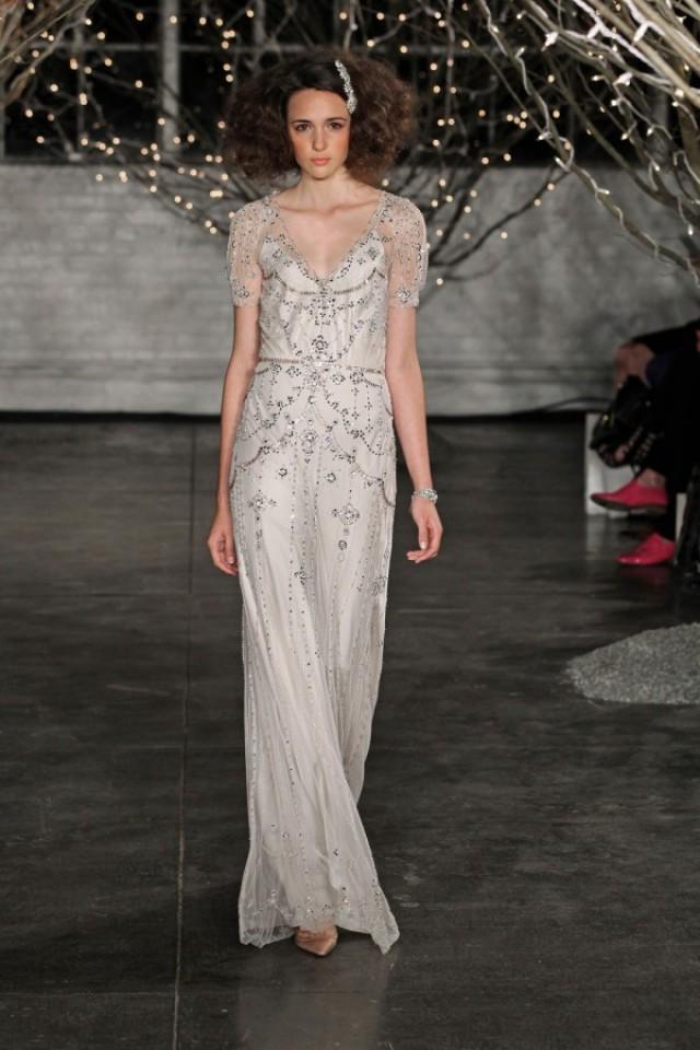 Jenny Packham Fall 2014 Wedding Dresses Weddbook