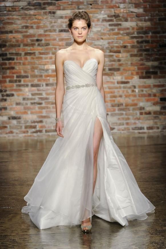 jim hjelm fall 2014 wedding dresses weddbook