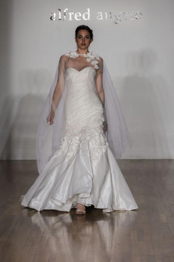Alfred Angelo Fall 2014 Wedding Dresses
