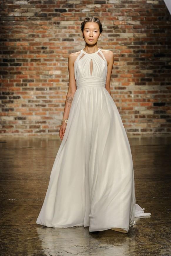 hayley paige fall 2014 wedding dresses weddbook
