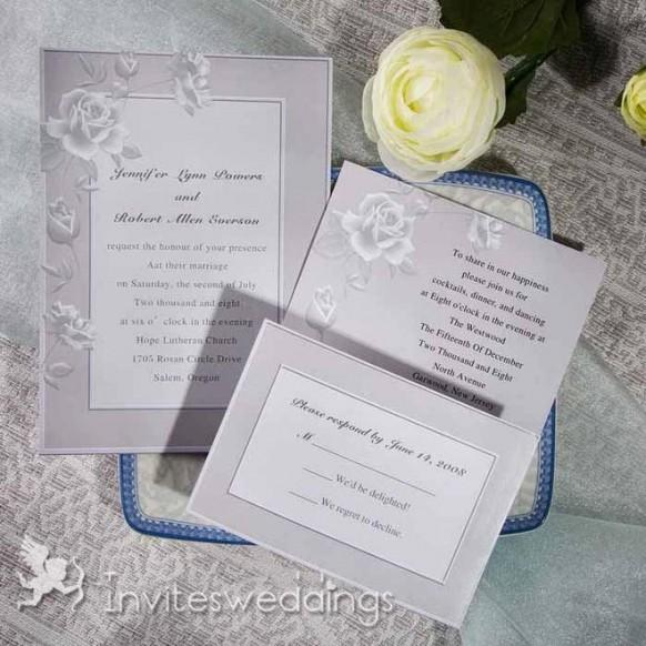 Discounted Wedding Invitations is one of our best ideas you might choose for invitation design