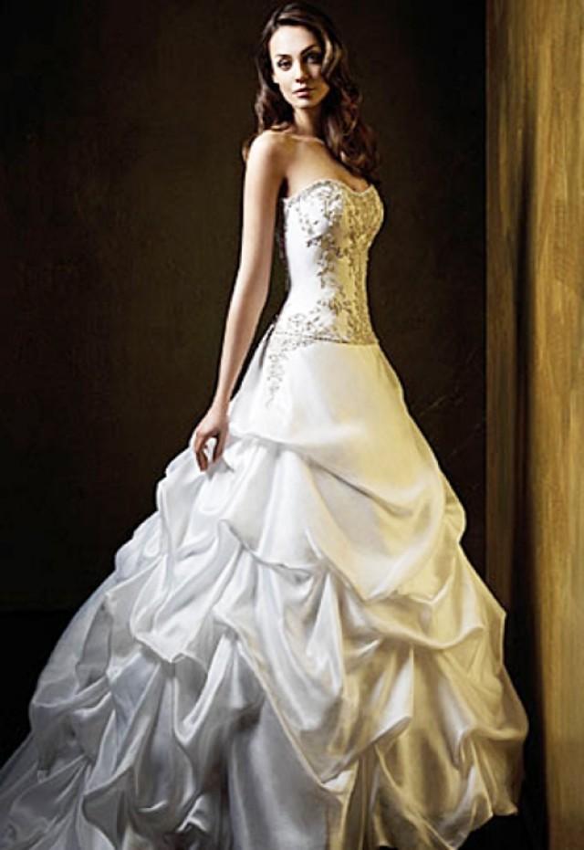 Alfred angelo wedding dresses weddbook for David angelo wedding dresses