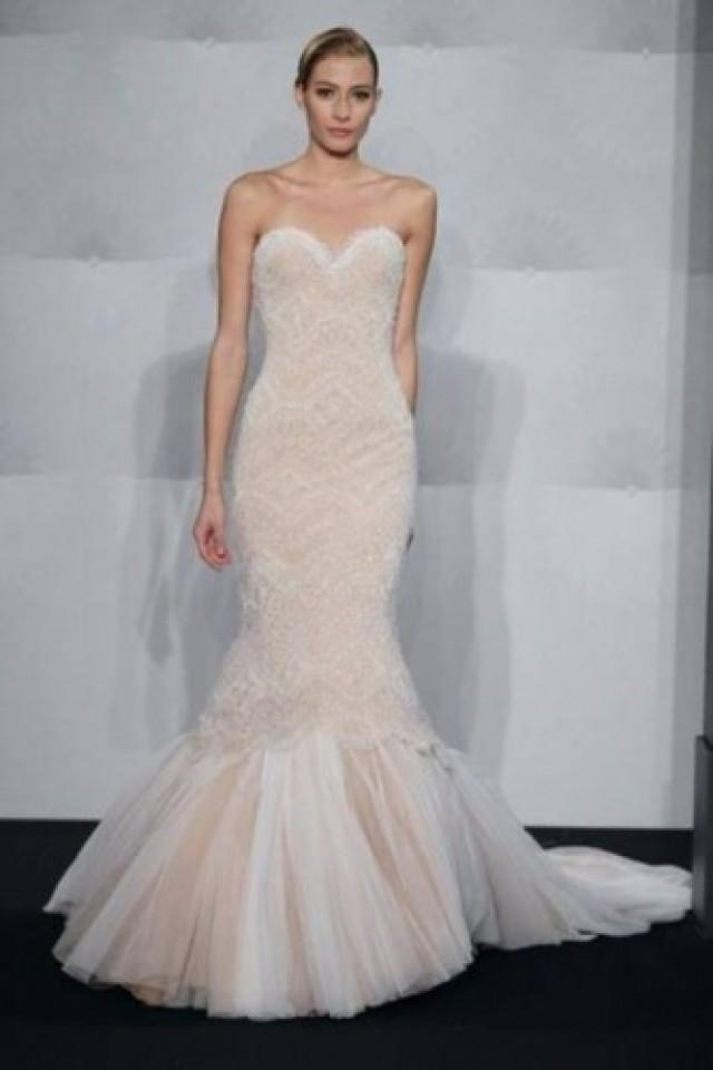 Can t afford it get over it a mark zunino for kleinfeld for Kleinfeld mermaid wedding dresses