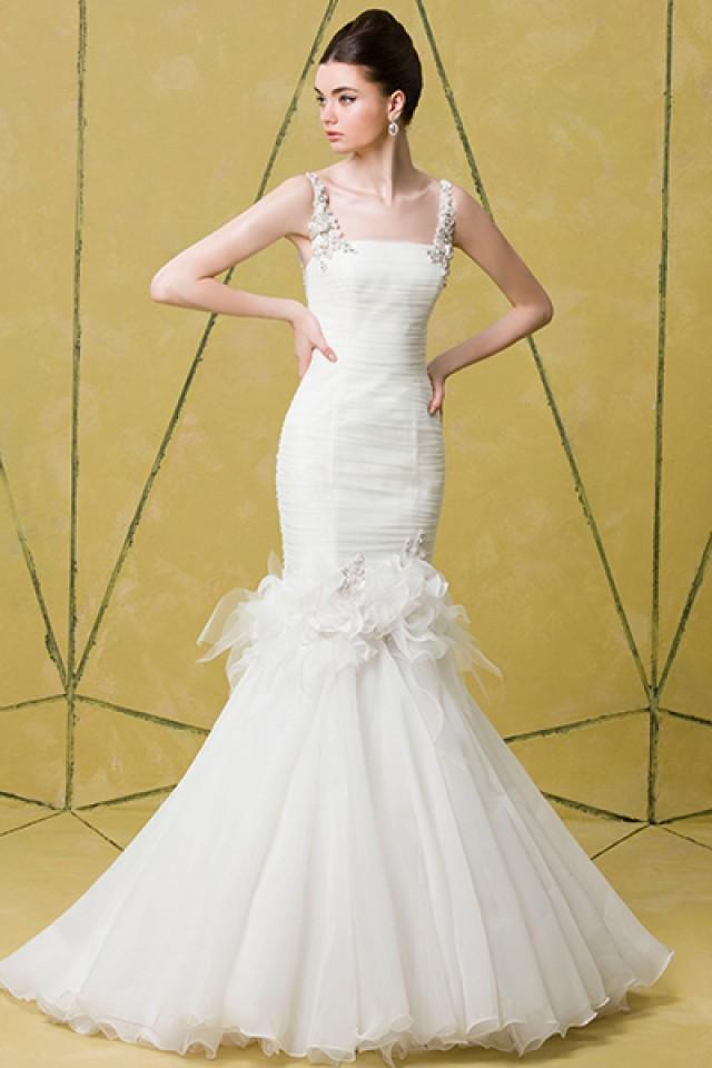 Badgley Mischka Wedding Dresses Spring 2014 Collection Weddbook