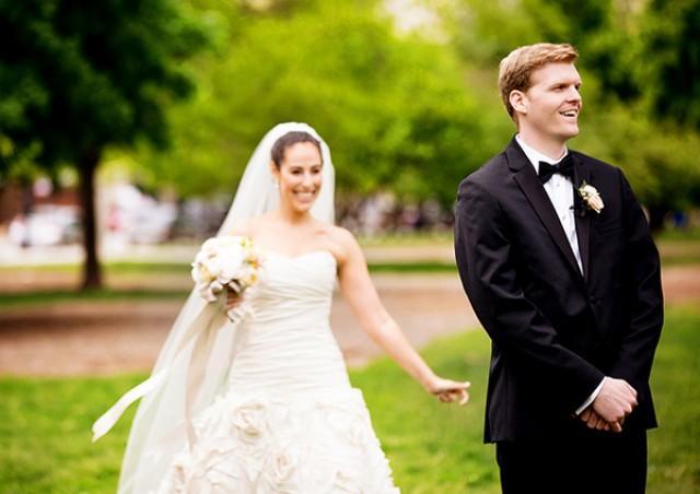 Wedding Dresses Lincoln Park Chicago : Jessie garrett chicago wedding at the lincoln park zoo