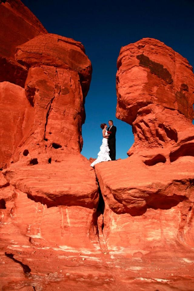 The Best Las Vegas Wedding Photo Shoot Locations