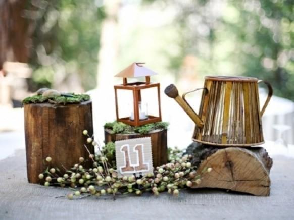 Rustic Wedding Centerpiece Ideas On A Budget
