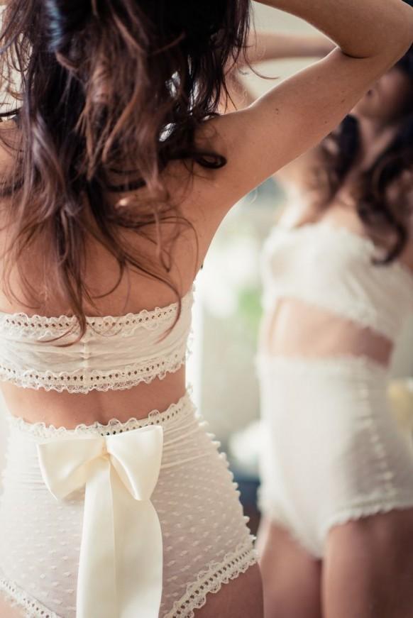 Wedding underwear wedding lingerie 1982027 weddbook for Corset bras for wedding dresses