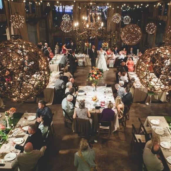 Country Wedding Reception Ideas: Get Inspired: Rustic Chic Wedding Ideas
