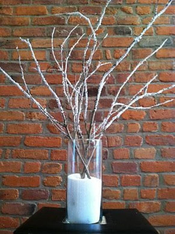 Winter wedding decoration weddbook