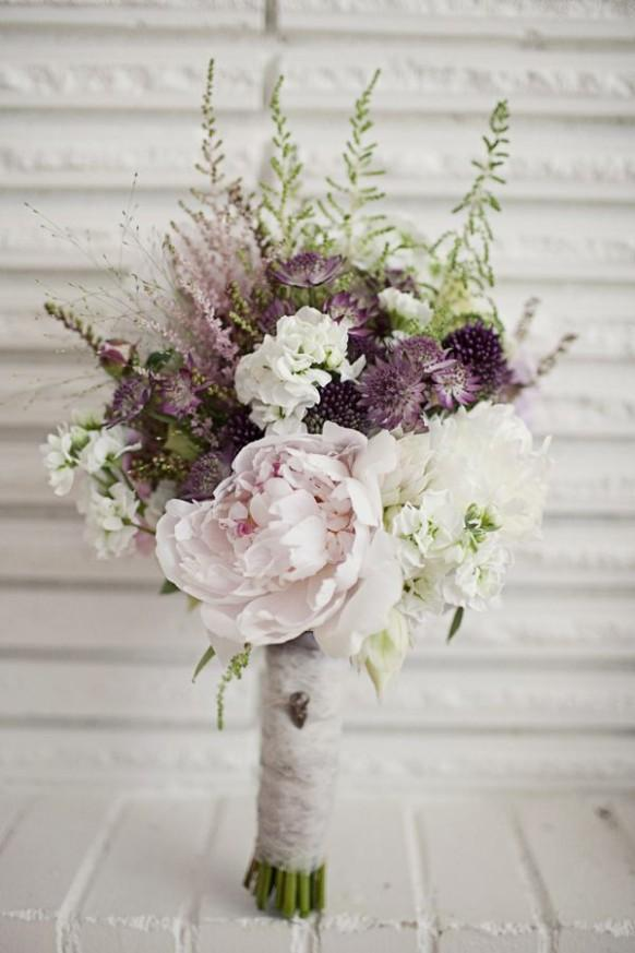 wedding photo - Purple Weddings