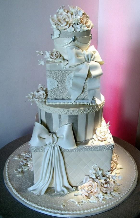 Wedding Cakes - Cake Art #1999581 - Weddbook