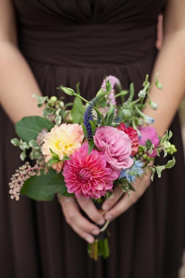 Подарить цветы на свадьбу