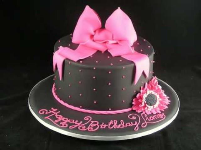 Birthday Cake Ideas Inspired By Michelle Cake Designs Http://www ...