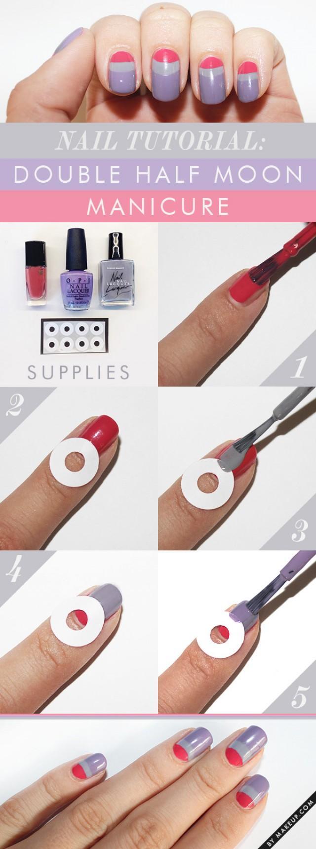 Как сделать рисунки шеллаком на ногтях? Фото и дизайны 59