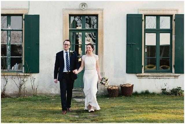 wedding photo - Rustic farmhouse wedding in Northern France