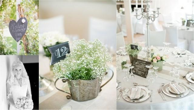 A Modern Gauteng Wedding With Country Style Bunting Baby