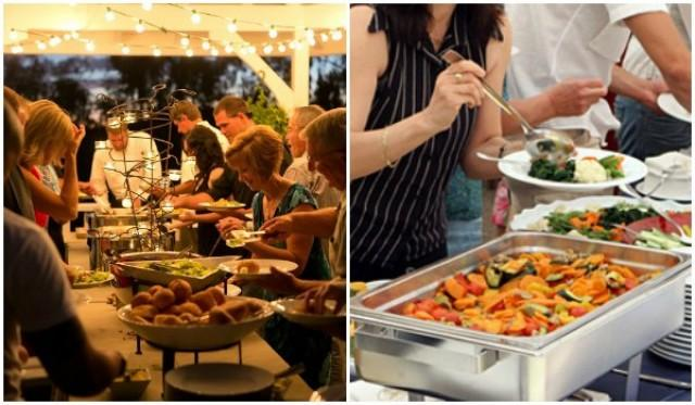 Why Not Use Your Own Wedding Catering Hook Up Weddbook