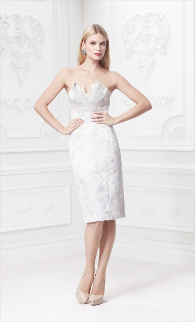 Truly Zac Posen Wedding Gowns At David\'s Bridal - Weddbook