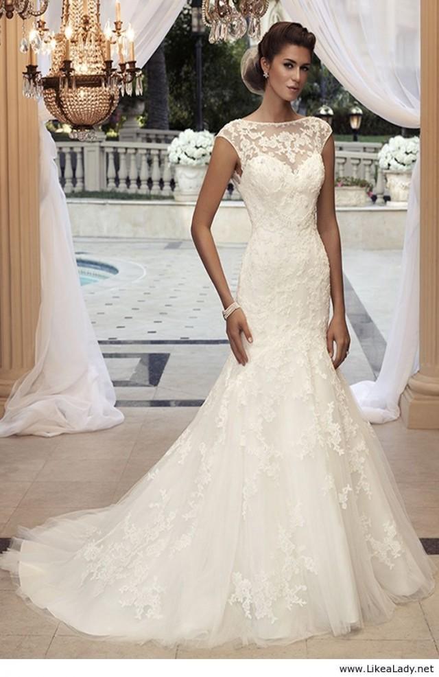 Wedding Nail Designs - Gorgeous Wedding Dress #2026211 ...