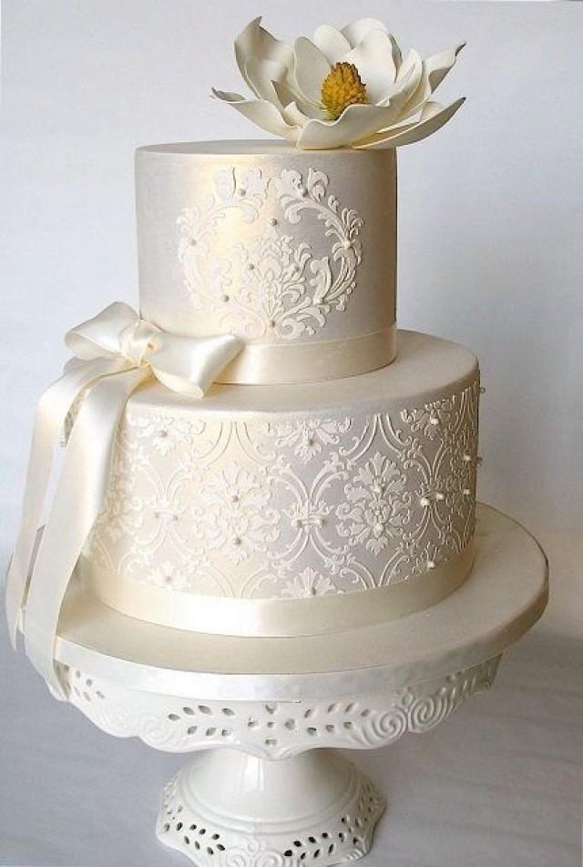 Cake - Wedding Cakes #2029031 - Weddbook