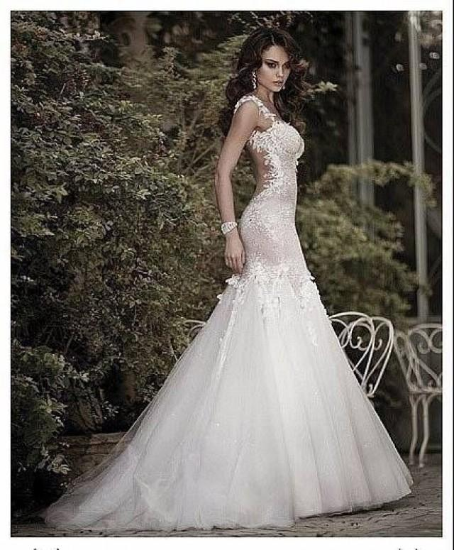 Unique Lace Wedding Dresses : Wedding dresses unique dress weddbook