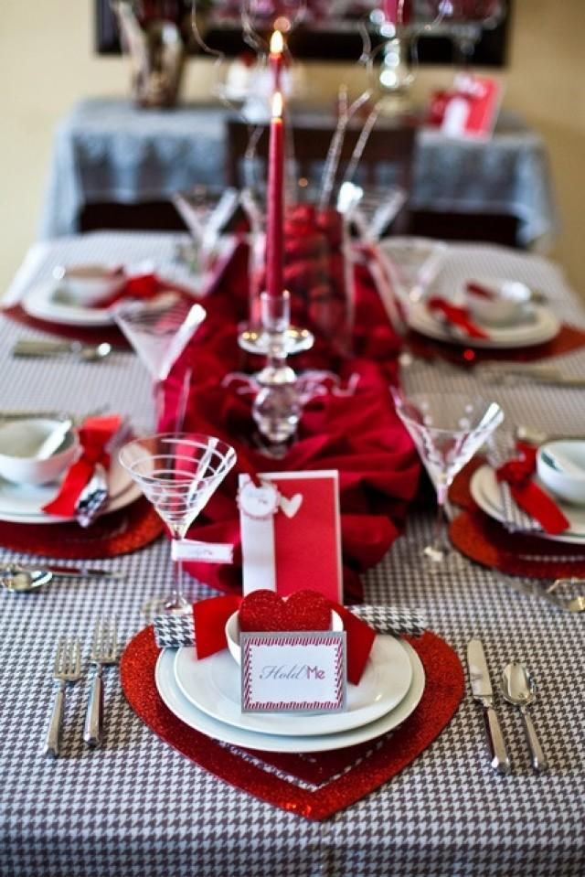 Valnetine 39 S Day Love Letters Dinner Party Valentine