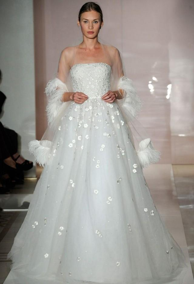 reem acra reem acra fall 2014 wedding dresses 2029749 weddbook
