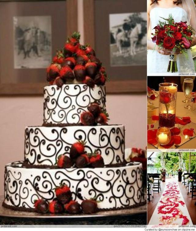 Wedding Day Ideas: Valentine's Day Wedding Themes & Ideas #2030553