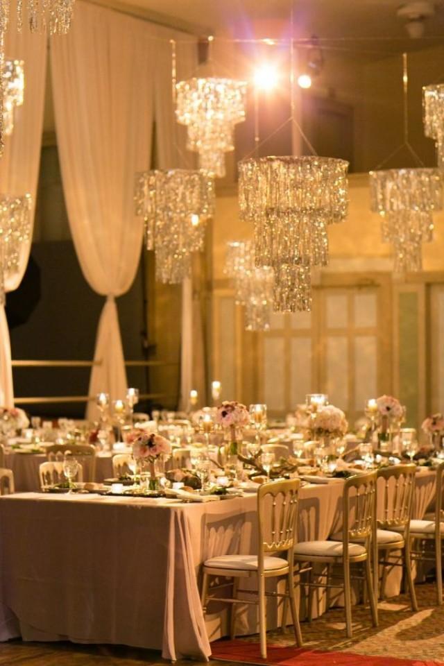 Glamorous Wedding Glamorous Rose Gold Wedding 2032214