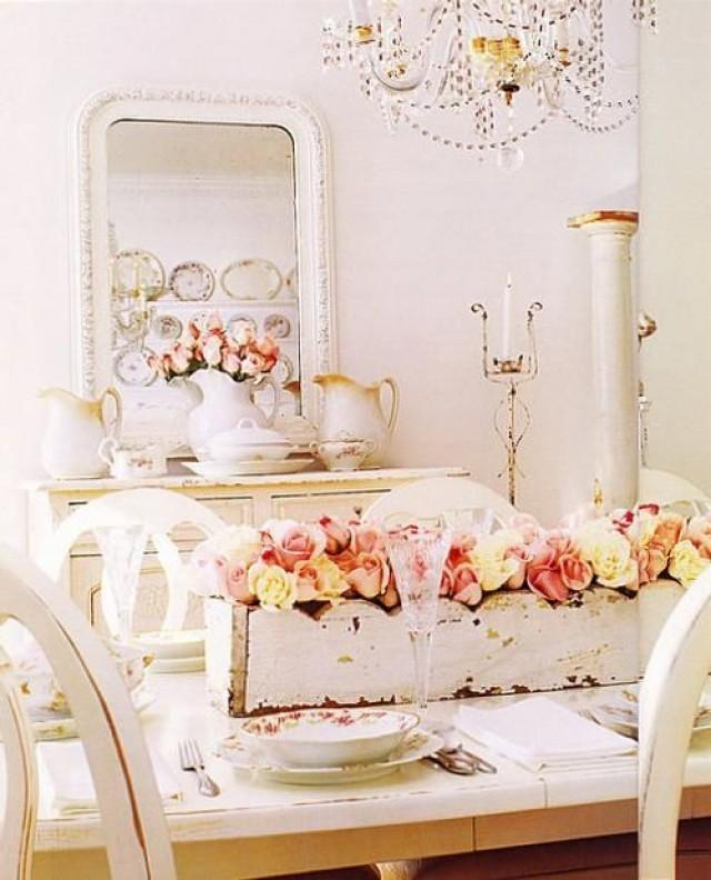 shabby wedding shabby chic wedding decor 2032817 weddbook. Black Bedroom Furniture Sets. Home Design Ideas