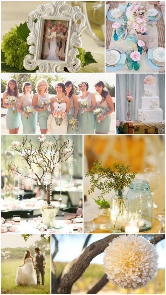 Shabby wedding shabby chic wedding decor 2037758 for Pinterest hochzeitsdeko