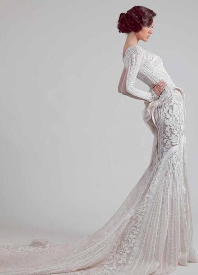 Dress basil soda haute couture 2037975 weddbook for Haute couture wedding dresses
