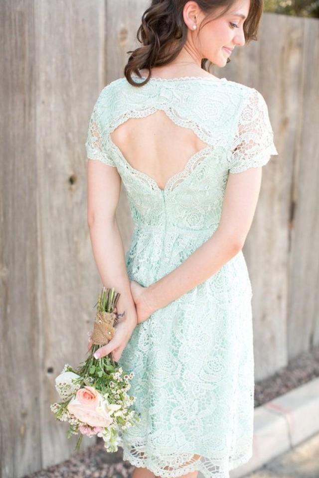Mint Green Bridesmaid Dresses amp Gowns  Davids Bridal