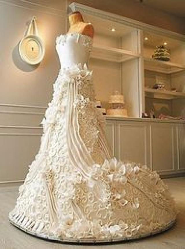 yes this is a wedding cake