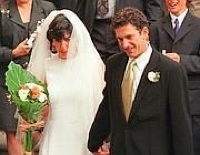 Christiane Amanpour And James Rubin 1998 2040186 Weddbook