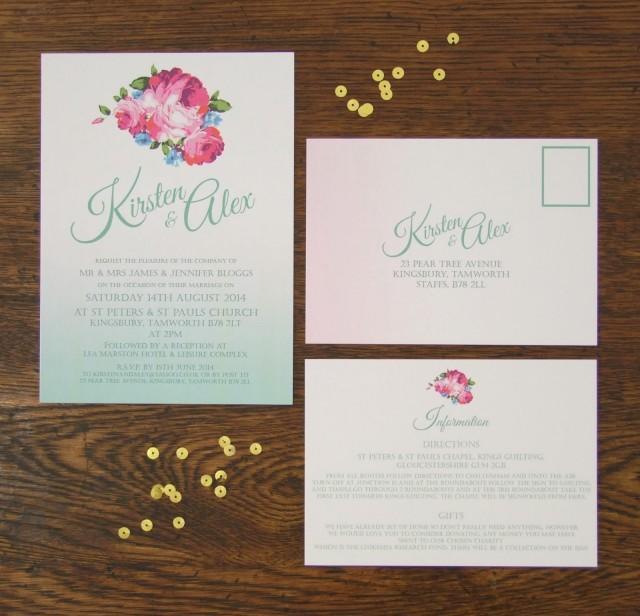 Knots And Kisses Wedding Stationery Hints Tips Invitation Styles Weddbook