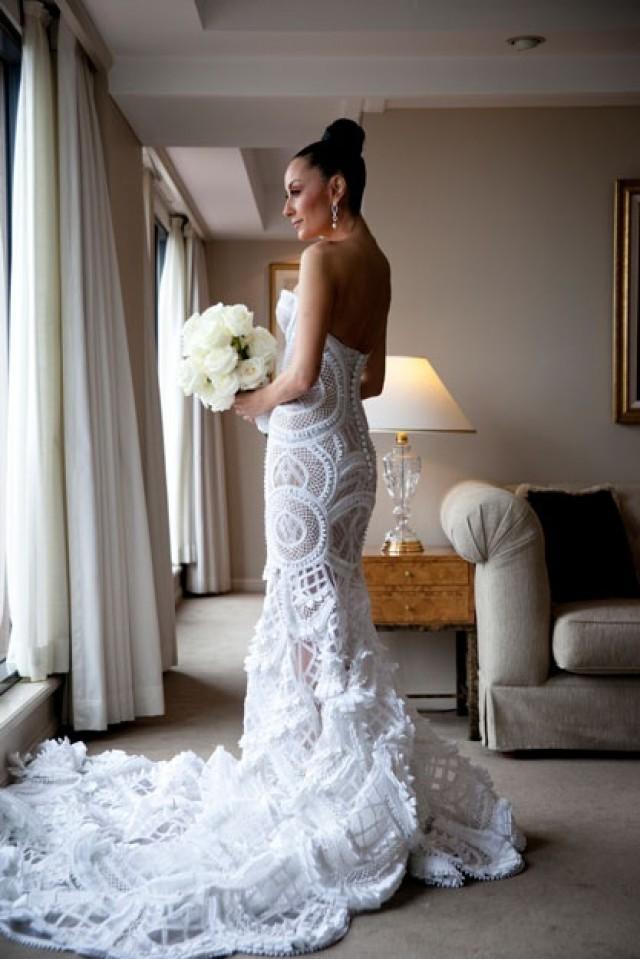 Wedding Saloon :: свадебные платья вязаные