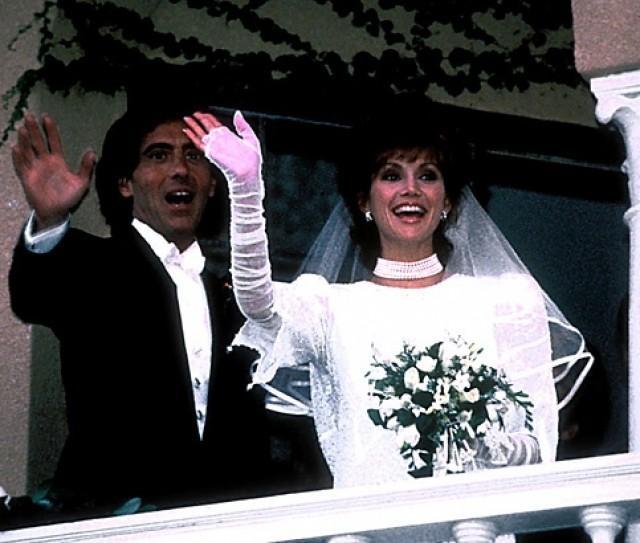 Celebrity Wedding Login: Victoria Principal And Harry Glassman