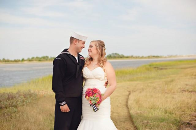 Vintage Nautical Wedding At The Ribault Club Jacksonville